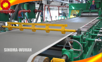 Professional Fiber Cement Board Production Line For Building Material Wear Resistance