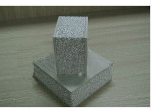 Eco Friendly  EPS Fiber Cement Wall Board , Fiber Cement Sheet Wall Panels