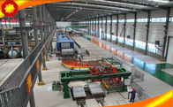 Full Automatic Calcium Silicate Board Production Line 2400mm - 3000mm Length