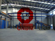 High Capacity Calcium Silicate Board Making Machine With Crane Easy Operation