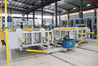 Automatic Open / Close EPS Sandwich Panel Production Line 1.1 KW Rated Power