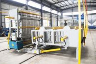 Carbon Steel Material EPS Sandwich Panel Production Line Semi Automatic Level