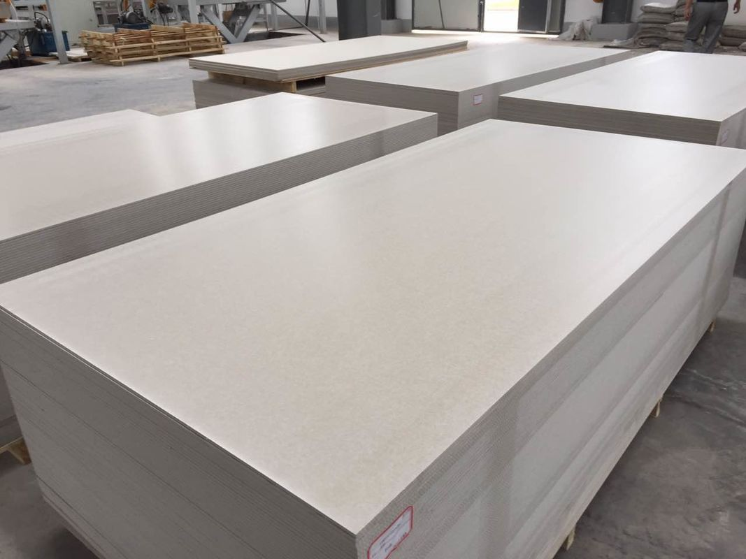 Decorative Exterior Cement Board : Water resistant exterior fiber cement board composite