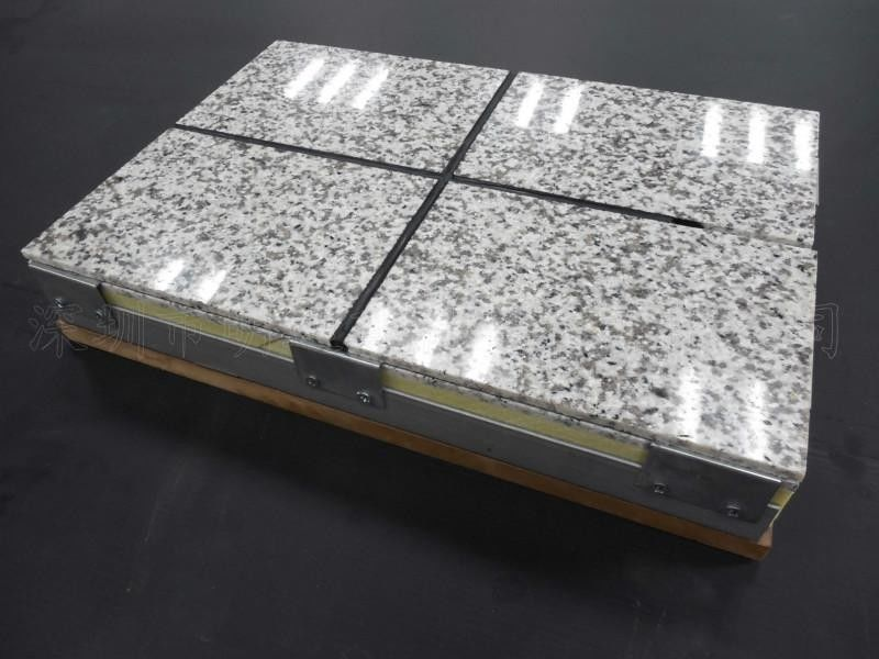 Thermal Insulation Fireproof Fiber Cement Board Rock Wool